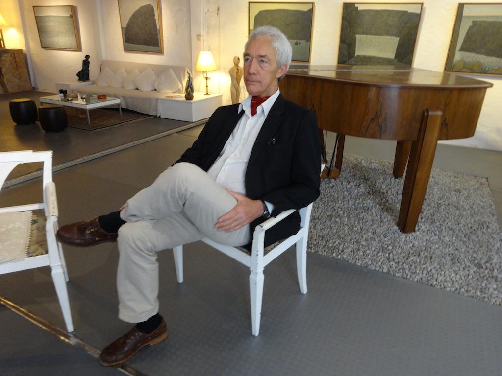 Patrick Domken. Tony Keeler documentary. Barcelonogy