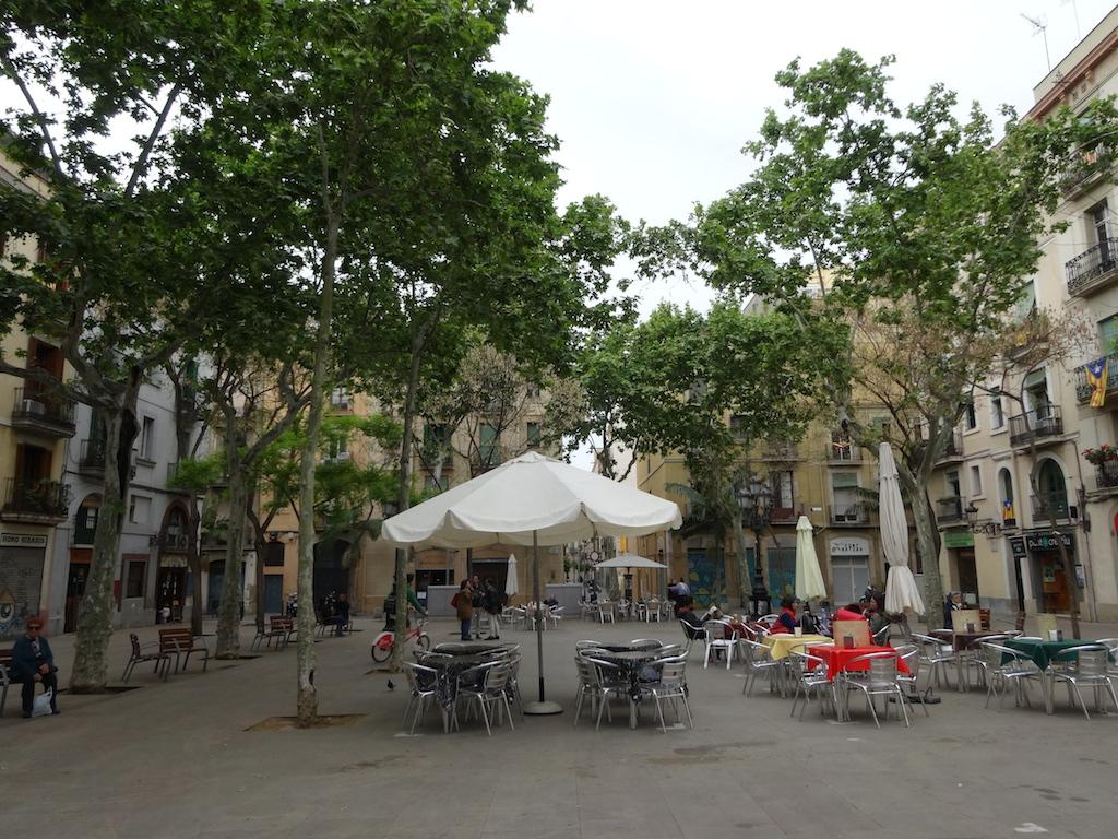 plaça osca, barcelonogy