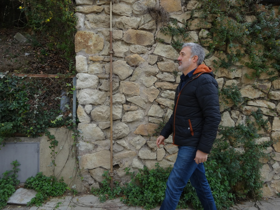 Jordi Llaurado, la tavella.4
