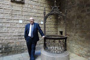 Antoni Gelonch, col·leccionista d'art i president del Cercle del Museu Marès - Part 2