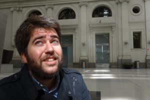 Q9 Magazine: Miguel Angel Aguiló en La estación de Francia
