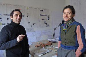 Eva Prats and Ricardo Flores, arquitectes