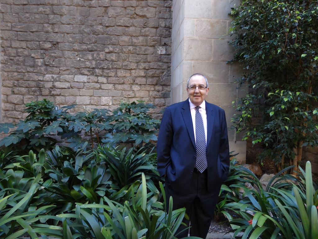 Antoni Gelonch, col·leccionista d'art i President del Cercle del Museu Marès - Part 3